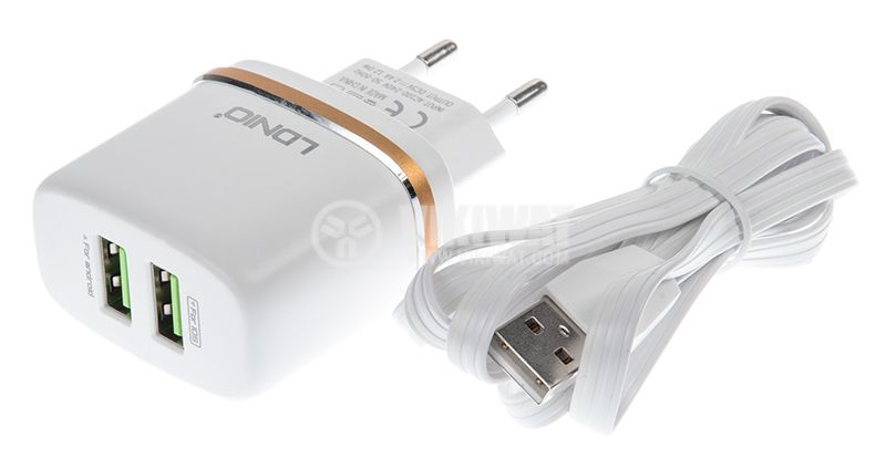Phone charger for Android products DL-AC52, 100-220VAC - 1