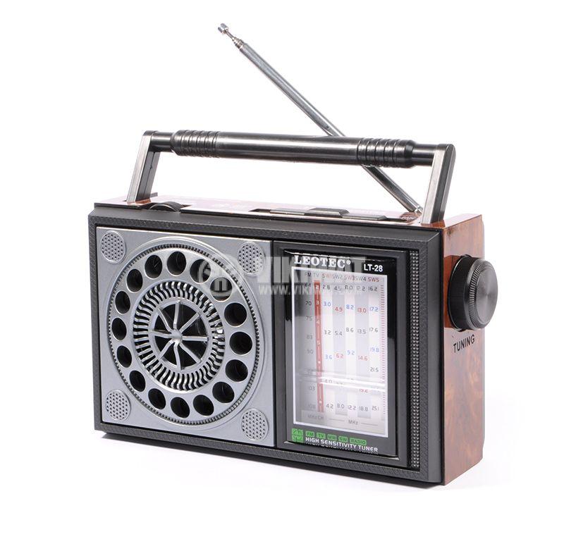 Класическо FM радио LT-29, LEOTEC - 1