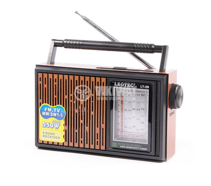 Класическо FM радио LT-29, LEOTEC - 2