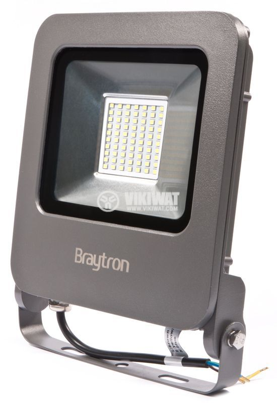 LED floodlight 50W, 220V, IP65, 3000K, warm white, BL60-5005 - 3