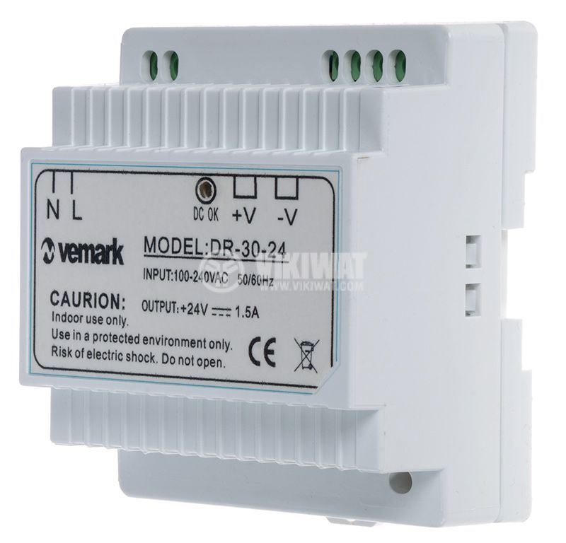 Switching power supply for DIN rail - 2