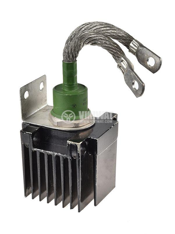 Диод мощен с радиатор, ВЛ320-8, 800V, 320A - 1