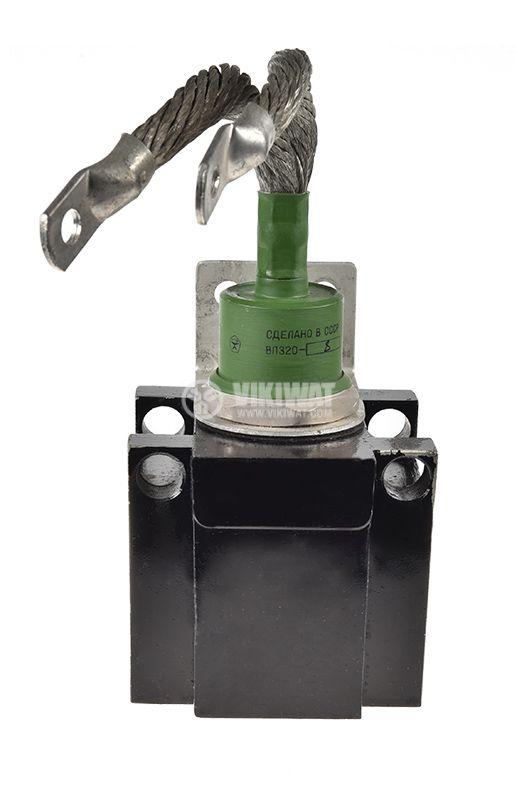 Диод мощен с радиатор, ВЛ320-8, 800V, 320A - 2