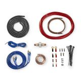 Car audio cables kit, KNKB28910V, 800W