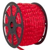 Светодиоден маркуч, 220VAC, 3W/m, 36led/m, червен