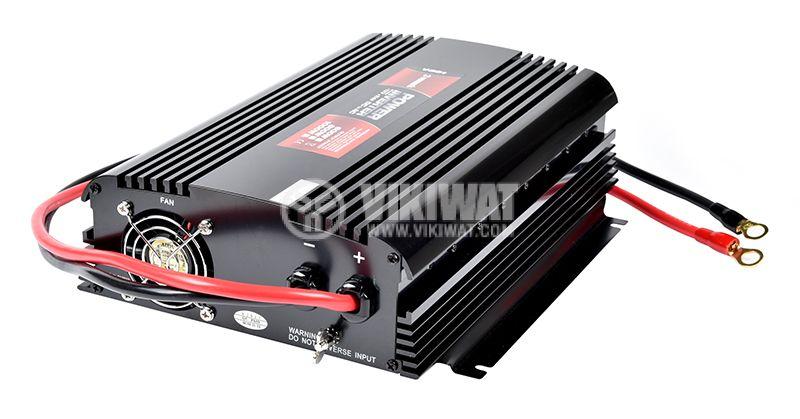 Инвертор V301-1000W-12V, 12VDC - 220VAC, 1000W, модифицирана синусоида - 3