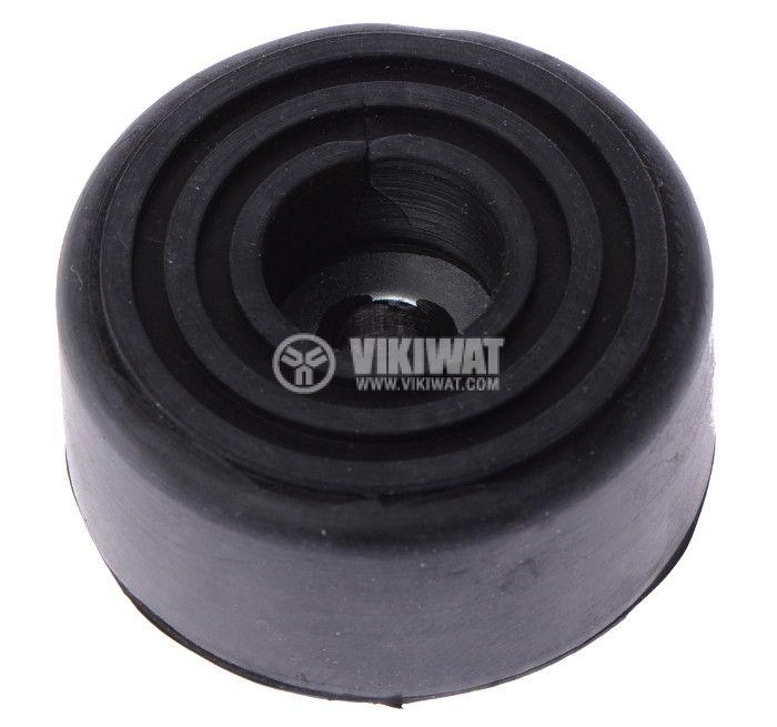 Speaker rubber foot Ф39mm, Ф6mm - 2