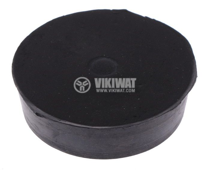 Speaker rubber foot Ф34mm, Ф6mm - 2