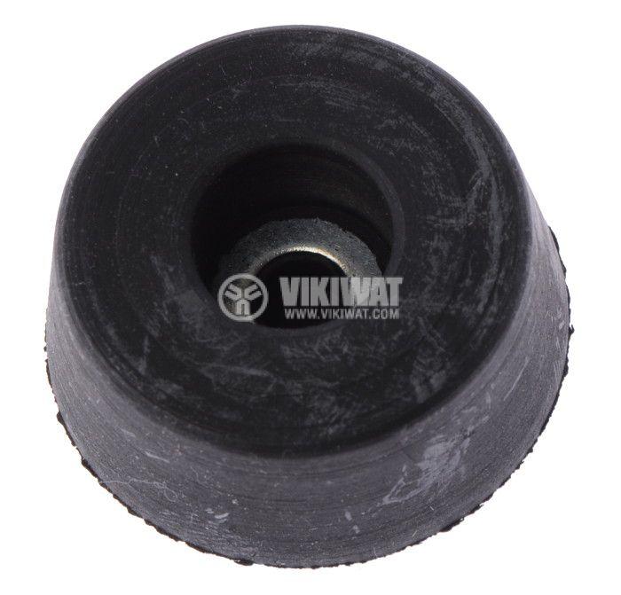 Speaker rubber foot Ф34mm, Ф6mm - 2