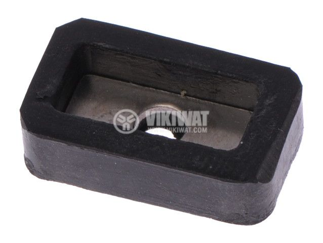 Speaker rubber foot, 22х13х6mm - 1