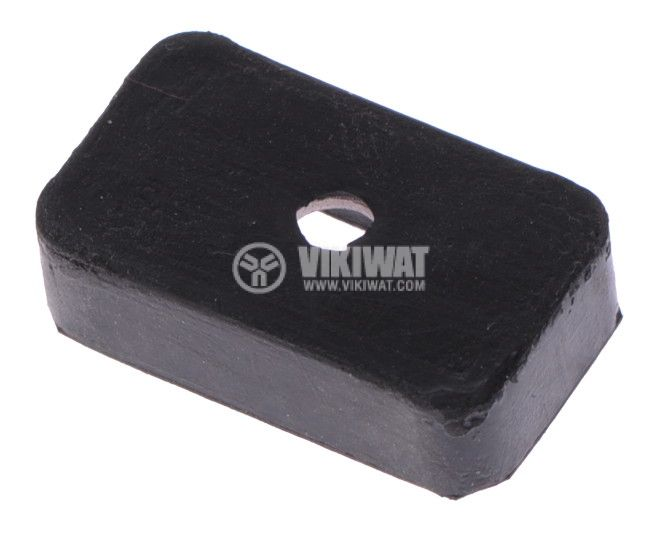 Speaker rubber foot, 22х13х6mm - 2