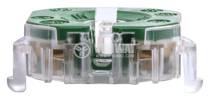Цокъл за луминесцентна лампа T8, G13 - 2
