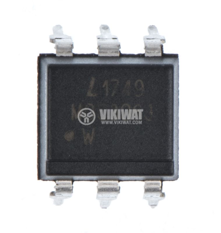 Оптрон MOC3063, 600V, 60mA - 2