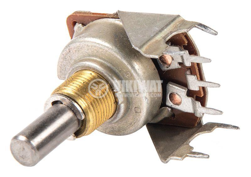 Потенциометър антилогаритмичен 22kOhm - 2