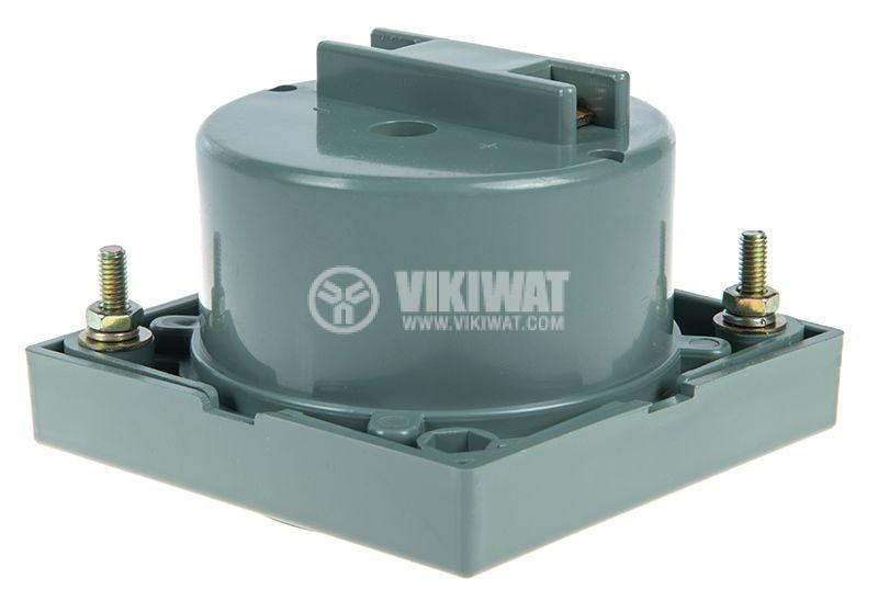 HRB-P80 Industrial Flush Mounting Alarm Panel Buzzer - 3