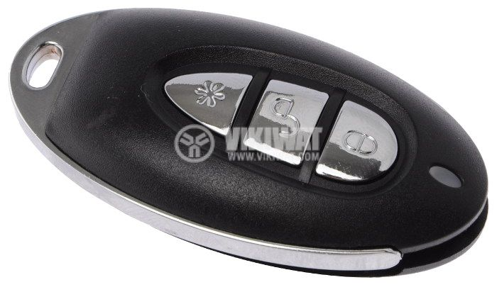 Shell case for remote control Tx3D, for car alarms Mark 5100 Lux