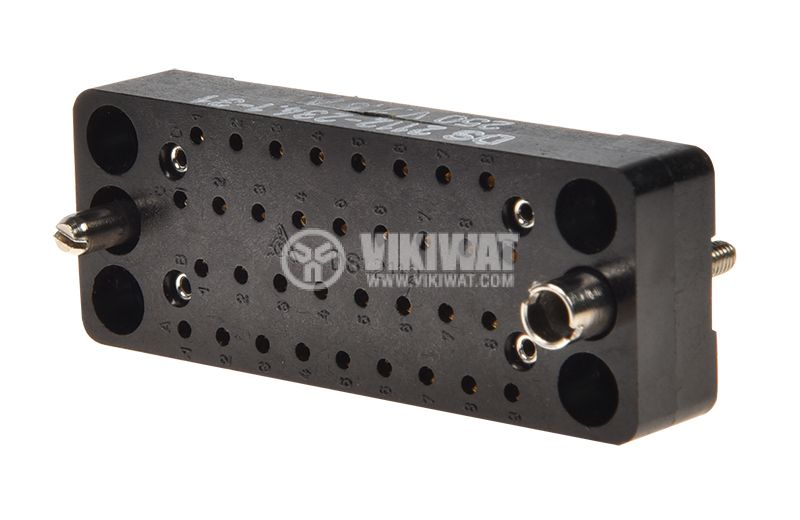 Connector pin header type 34contacts - 1