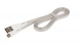 Кабел REMAX USB-A/m - MicroUSB/m, 1m, висококачествен