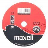 DVD+RW maxell, 120min, 4.7GB, презаписваем