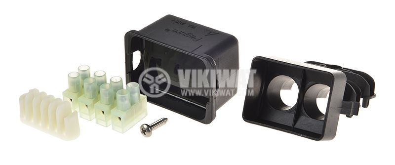 Cable joint Relilight V41 U1 with 4x1mm, 12-24V - 2