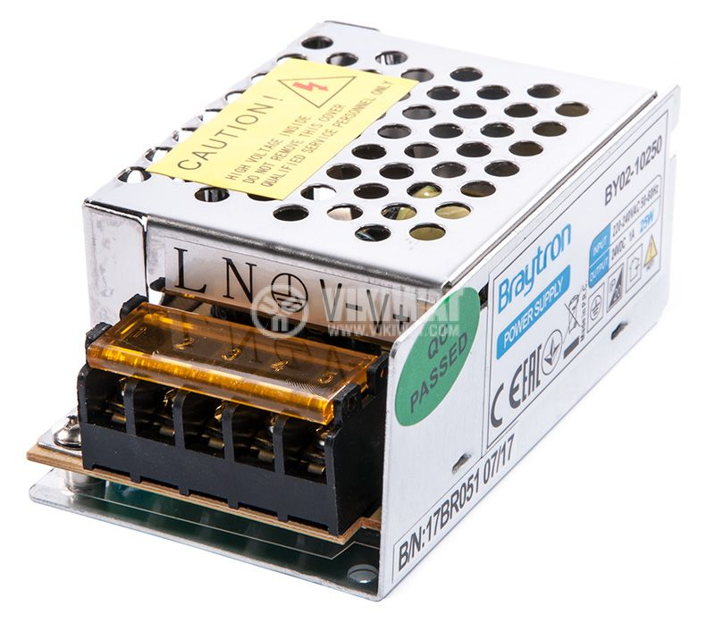 Power supply unit, BY02-10250, impulse, 24VDC, 1A, 25W, IP20 - 2