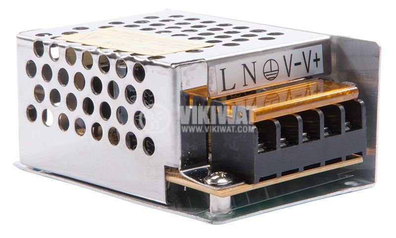 Power supply unit, BY02-10250, impulse, 24VDC, 1A, 25W, IP20 - 1