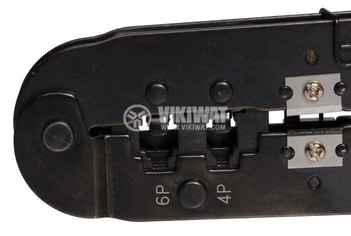Modular Crimping Tool, LY-246, RJ12, RJ11 - 2