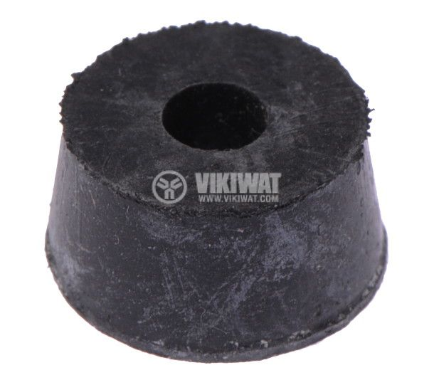 Speaker rubber foot Ф16mm, Ф4.5mm - 1