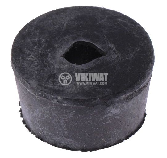 Speaker rubber foot Ф16mm, Ф4.5mm - 3