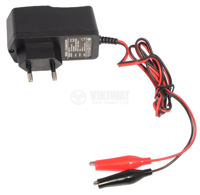 Зарядно устройство за акумулатори H6V1A, 6V, 1A - 1