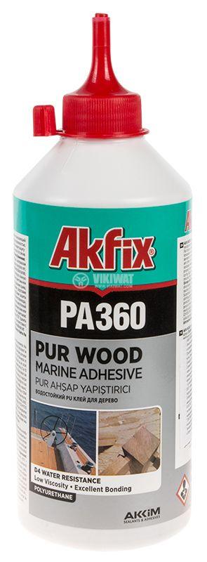 Полиуретаново лепило Akfix PA360