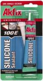 Universal Silicone Sealant, tube 50 ml, 100E