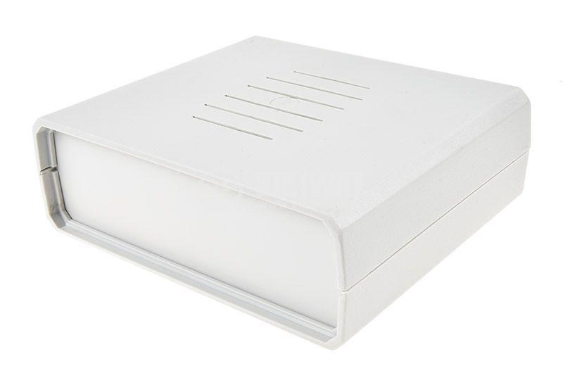 Кутия Z-4W, полистирен, сива, 129.8x149x50mm - 1