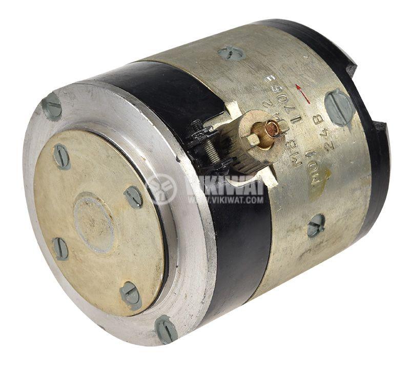 Electric DC motor MB-42 27 VDC, 175W, 3200 rpm - 3