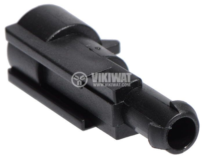 Connector AMP-282103-1, 1 pin, 24VDC, IP67 - 3