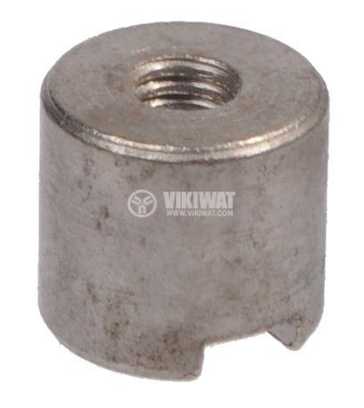 Втулка, метална М4х9.4 - 1