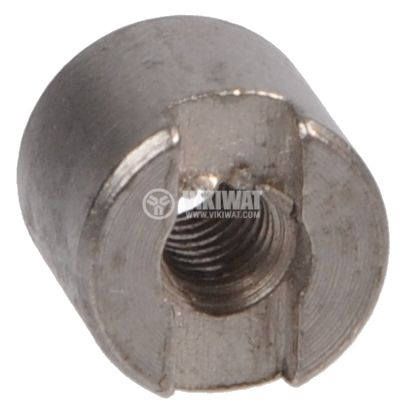 Втулка, метална М4х9.4 - 2