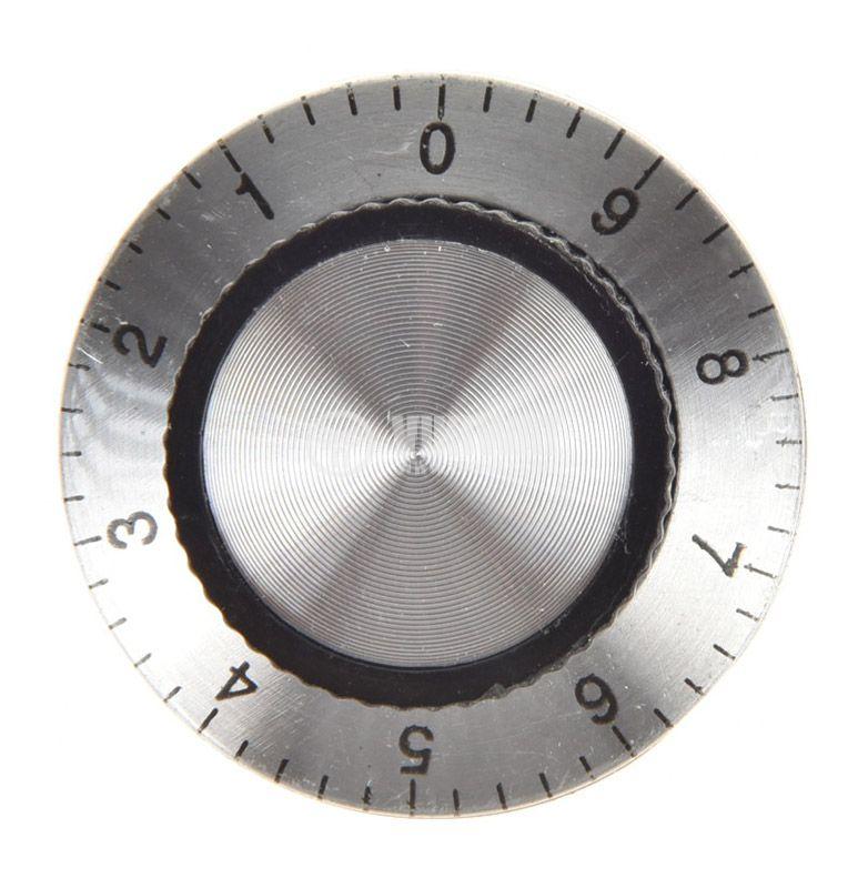 Копче за потенциометър ф36.8х15.6mm с фланец и брояч - 3