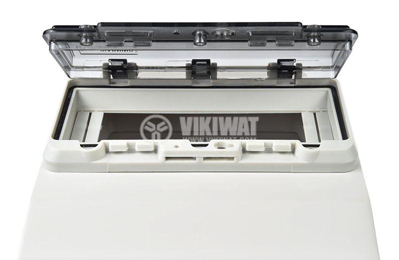 Switch box TJ-AGX-2819 IP67 PVC - 6