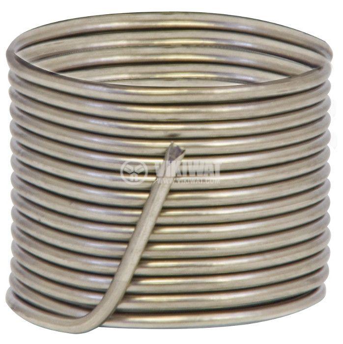 Припой 60/40, Ф8 mm, 370 g, 1 m, SOLDEX
