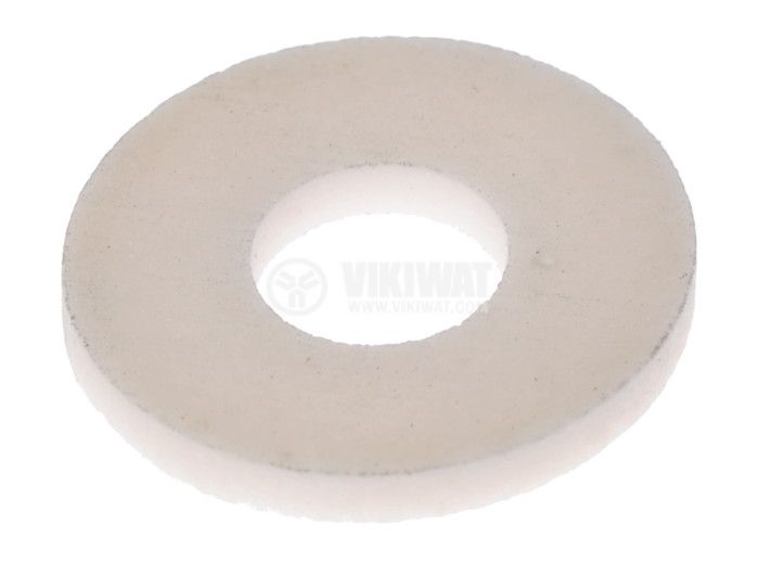 Thermally conductive pad, ceramic, f5 mm, 2mm