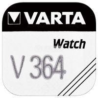 Плоска батерия V364, 1.55V, 17mAh - 3