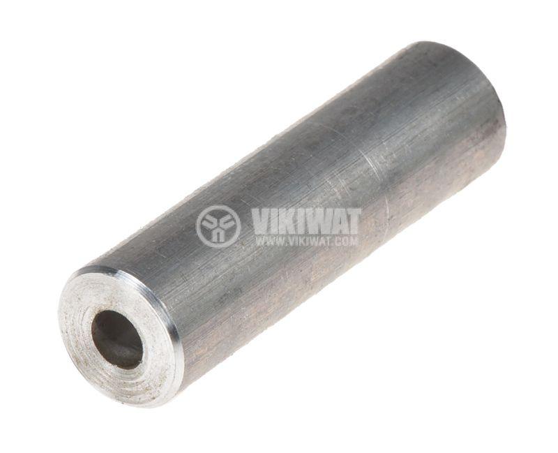 Button, ф10х35mm, aluminium - 1