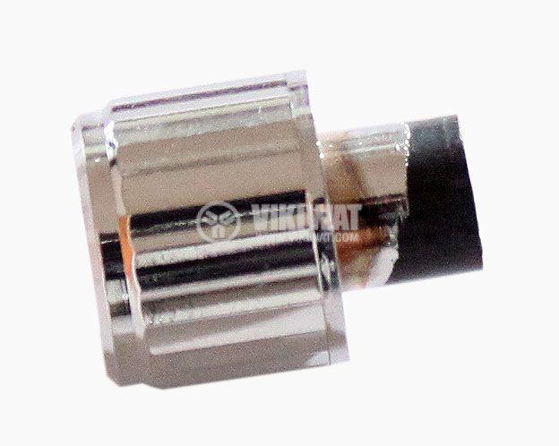 Копче за потенциометър Ф15х12 mm с индикатор