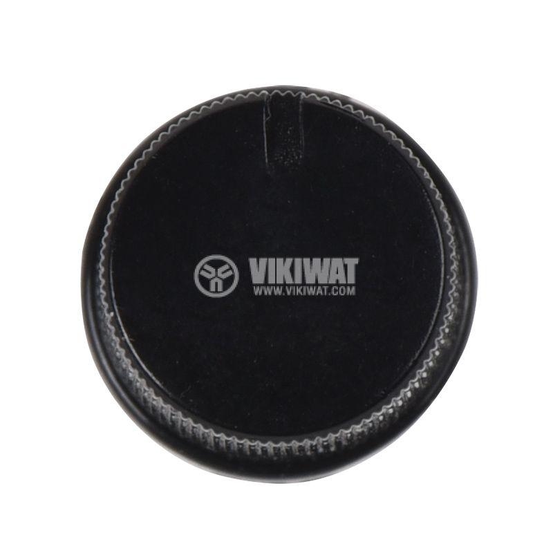 Копче за потенциометър Ф10х15 mm  - 2