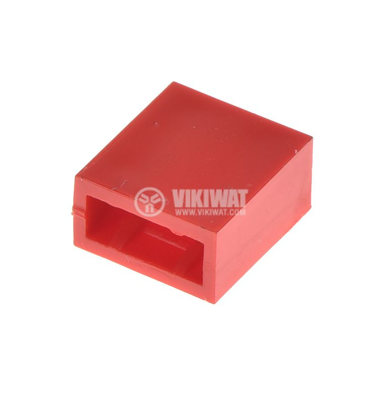 Копче, изостат, правоъгълно, 9.9x11x5.5mm - 1