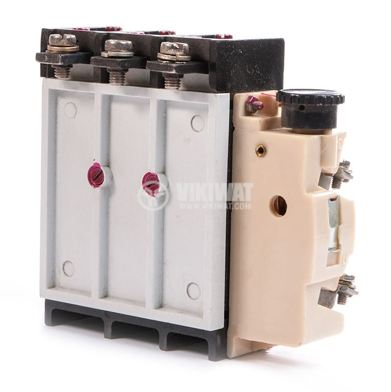 Thermal protection relay PT-4Z, three phase, 25-35A, NO + NC, 1A / 380VAC - 3