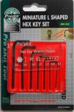 Имбусни ключове комплект Pro'sKit 8PK-022