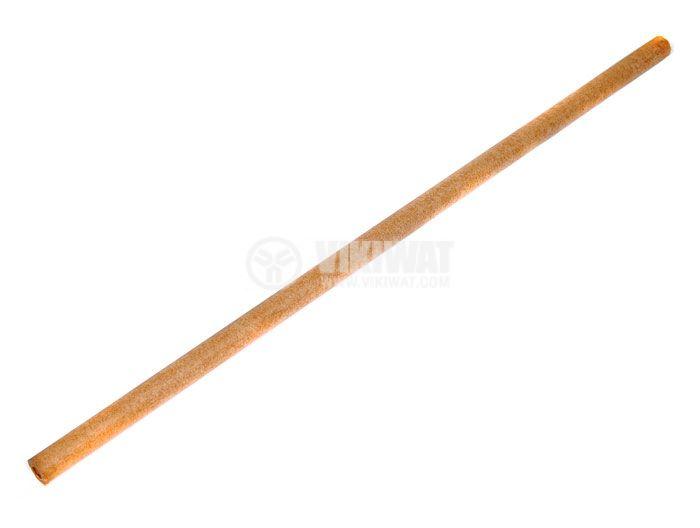 Текстолит на пръти, кухи ф16mm, 510mm