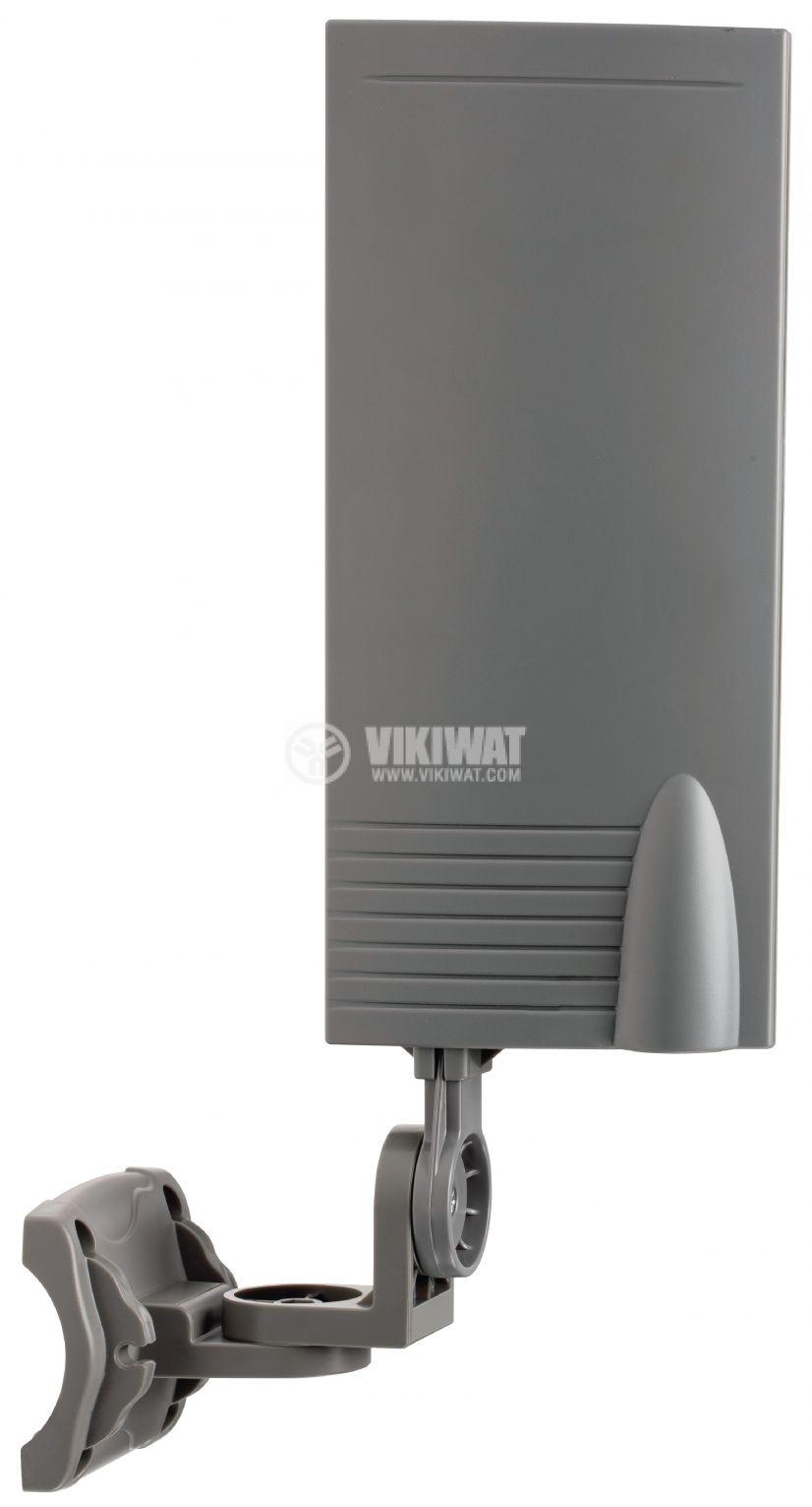 Външна антена KNT-DVBT-OUT20 ефирна телевизия 15dB LTE филтър